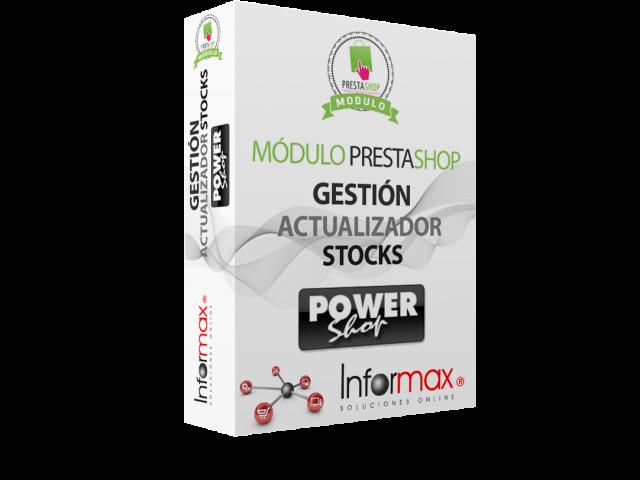 Sincronizar Stock con PowerShop desde PrestashopSinc Stock PowerShop from Prestashop