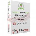Manual para el importador de Globomatik por Informax