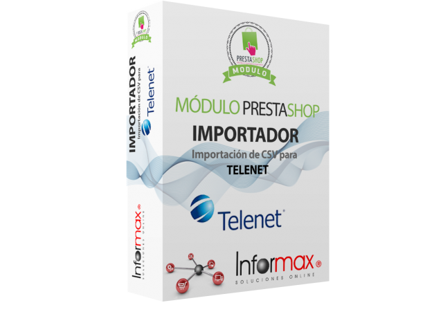 (Español) Modulo importador catálogo Telenet