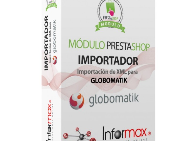 Import GloboMatik's catalog