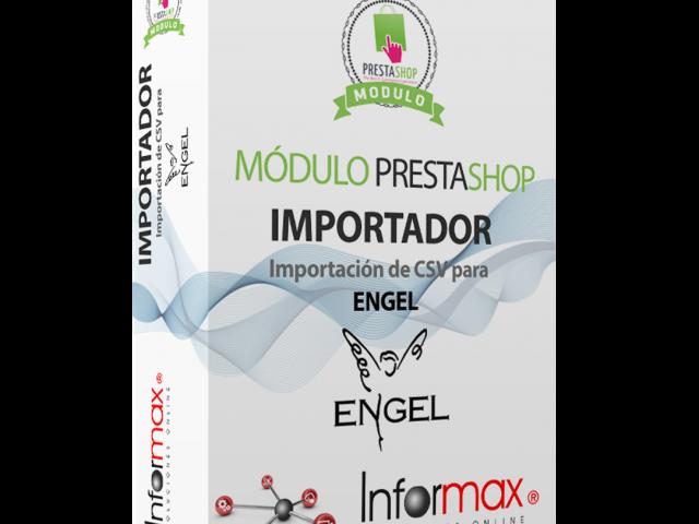 (Español) Modulo para Importar el catalogo de Nova Engel