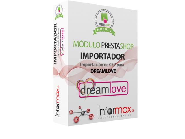 Manual de Uso, Importador de Dream Love para Prestashop