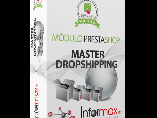 (Español) Módulo Prestashop Master Dropshipping