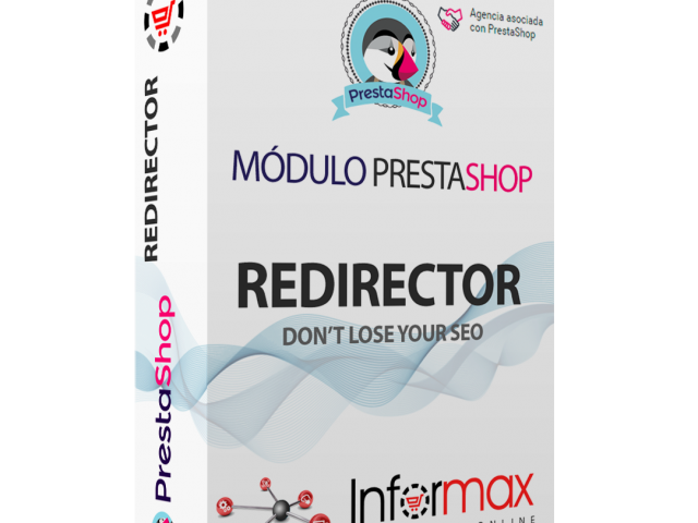 Redirector, modulo para SEO en Prestashop