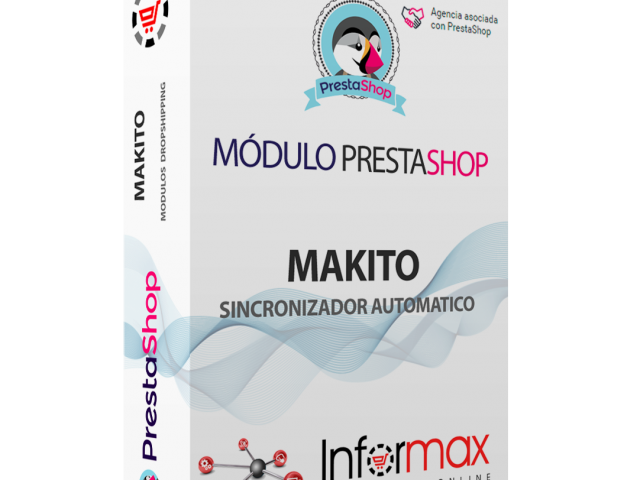 (Español) Manual de Uso, Importador de Makito para Prestashop