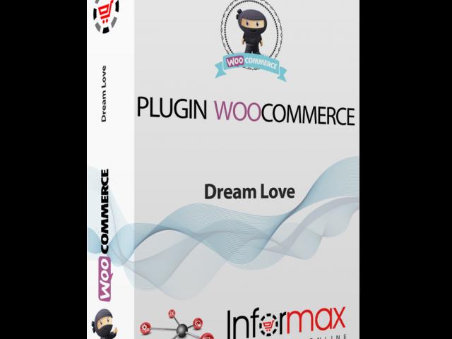 DreamLove WooCommerce